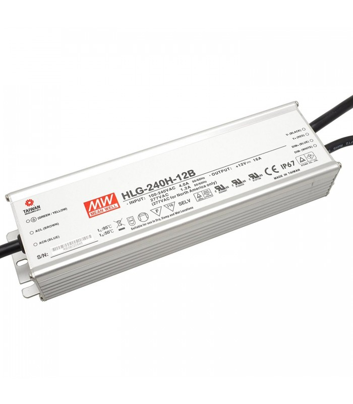Mean-Well-waterproof-LED-power-supply-HLG-240H-12B-12V-240W-IP67