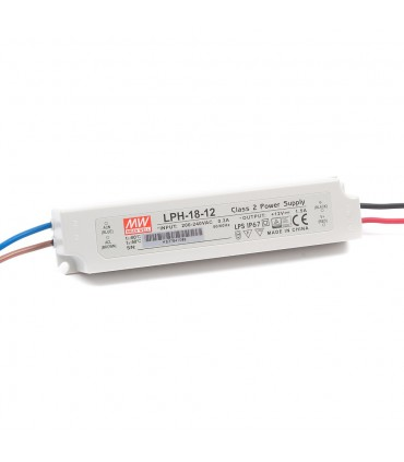 Mean Well LPH-18-12 LED power supply 12V 18W IP67