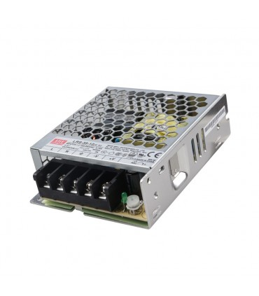 Mean Well LRS-35-12 enclosed power supply unit 12V 36W 3A - side