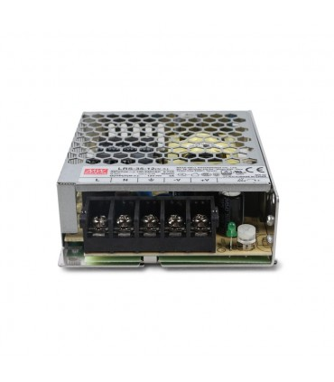 Mean Well LRS-35-12 enclosed power supply unit 12V 36W 3A - terminals