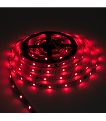 Prestige DIGITAL WS2811 magic LED strip light 150 SMD IP20 - red