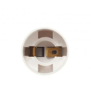 POLMARK E14 lamp holder white - E14 base