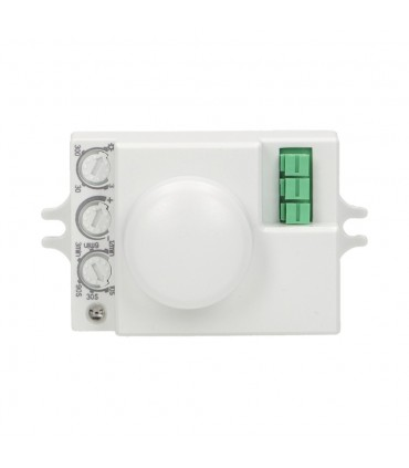 ORNO microwave motion sensor MINI 1200W 360° IP20 OR-CR-216 white - top