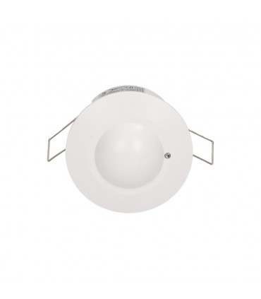 ORNO microwave motion sensor OR-CR-218 1200W 360° IP20 - front