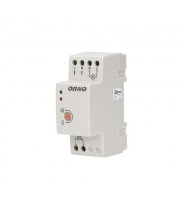 ORNO twilight sensor 3000W IP65 OR-CR-219 white - side