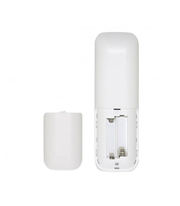 Mi-Light 8-zone RGB+CCT remote controller FUT089 - back
