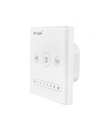 Mi-Light 1-channel 0~10V panel dimmer L1 - wall panel