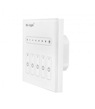 Mi-Light 4-channel 0~10V panel dimmer L4 - wall panel
