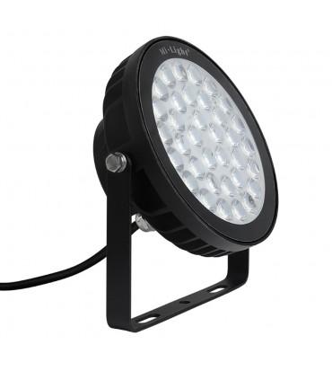 Mi-Light 25W RGB+CCT smart LED garden lamp FUTC05 - left side