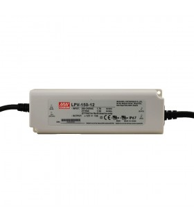 Mean Well LPV-150-12 LED power supply 12V 150W IP67 -