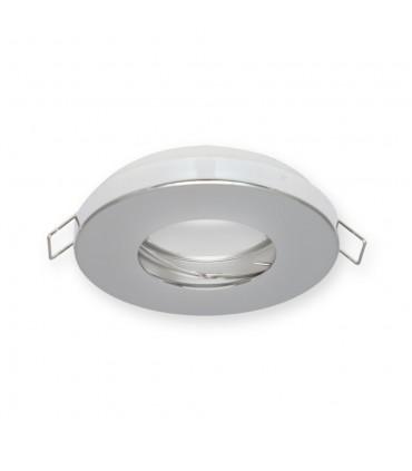 LED line® MR16 waterproof ceiling downlight IP44 - chrome