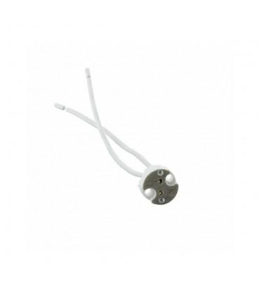 LED line® MR11 square waterproof ceiling downlight IP44 - ceramic light bulb holder