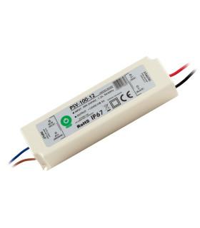 POS waterproof PSV power supply 100W 8.5A IP67 -