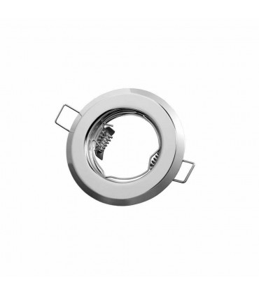 LED line® MR16 recessed ceiling downlights - chrome