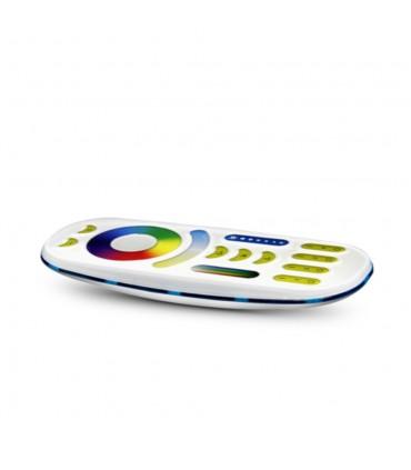 MiBoxer 2.4GHz 4-zone RGB+CCT remote controller FUT092 - flat