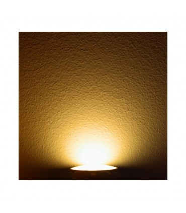 LEDOM GU10 spotlight bulb 3W SMD 240lm - warm white light