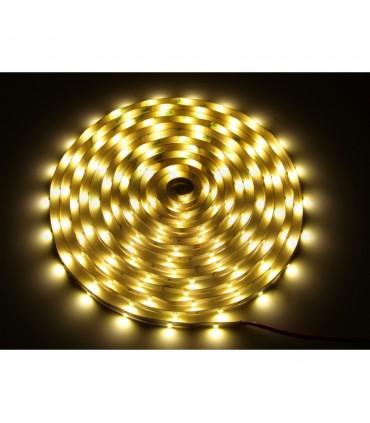 LED line® single colour LED strip 3528 SMD 150 LED 12V IP20 - warm white