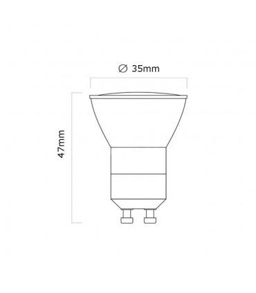 LED line gu11 led bulb 3w