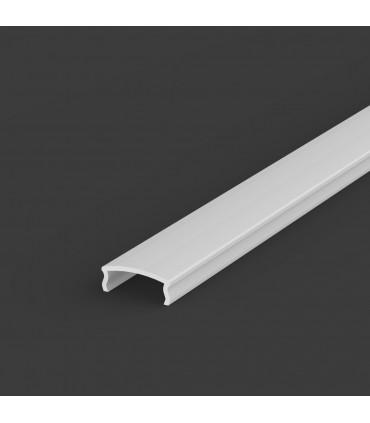 TECH LIGHT 1m aluminium LED profiles milky & clear diffusers -
