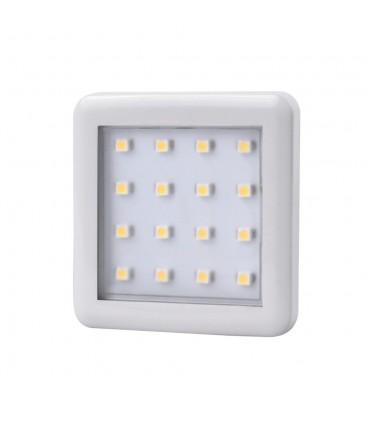 Design Light under cabinet SQUARE LED light 1.5W white