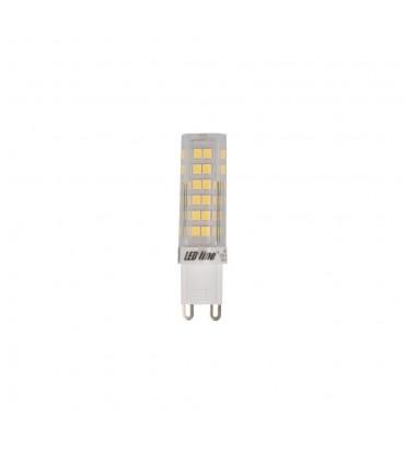 LED line® G9 ceramic LED light bulb SMD 6W -