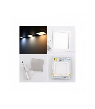Design Light under cabinet LED light panel FOTON 3W - 3 shades of white