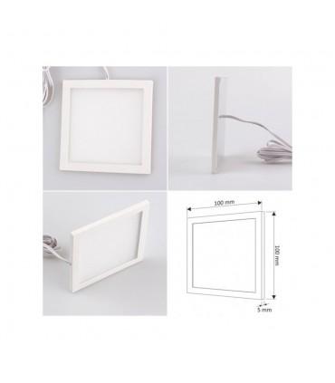 Design Light under cabinet LED light panel FOTON 3W - overview