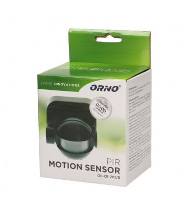 ORNO PIR motion sensor 1200W IP44 OR-CR-201 -