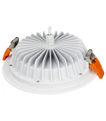 Mi-Light IP54 waterproof 15W RGB+CCT LED downlight FUT069 comes with LED driver