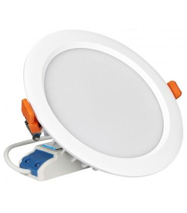 Mi-Light IP54 waterproof 15W RGB+CCT LED downlight FUT069