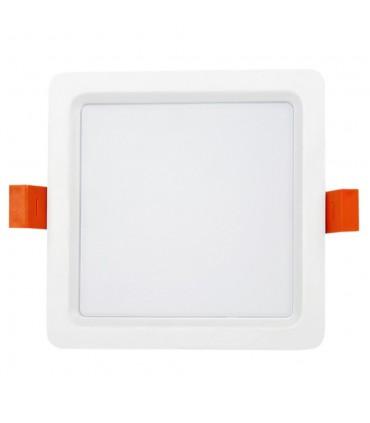 Mi-Light 9W RGB+CCT square LED downlight FUT064 - smart light panel