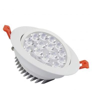 Mi-Light 9W RGB+CCT LED ceiling spotlight FUT062 - 700lm