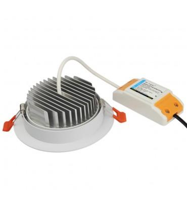 Mi-Light 9W RGB+CCT LED ceiling spotlight FUT062 - comes with LED driver