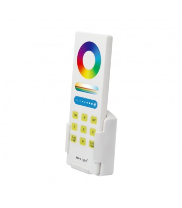 Mi-Light RGB+CCT full touch remote controller FUT088 - wall mounted holder