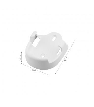 Mi-Light LED remote controller wall holder FUT099 - size
