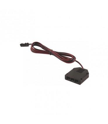 DESIGN LIGHT 2m 3-way mini connector splitter