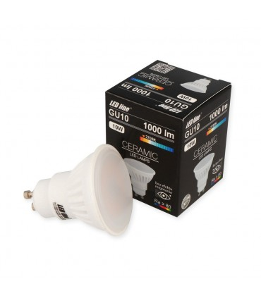 GU10 spotlight bulb 10w