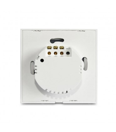 NEO WiFi smart light switch 2 gangs back terminals