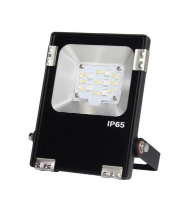 Mi-Light 10W RGB+CCT LED floodlight 24V DC FUTT06