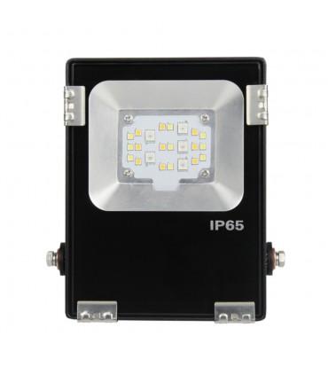 Mi-Light 10W RGB+CCT LED floodlight 24V DC FUTT06 - low voltage outdoor light