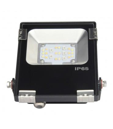 Mi-Light 10W RGB+CCT LED floodlight 24V DC FUTT06 - smart outdoor light