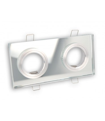 LED line® MR16 double glass recessed ceiling downlights -