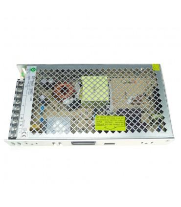 POS modular power supply POS-200-12-C 204W 17A - top view