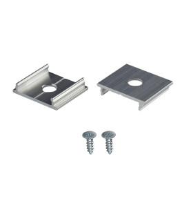 TOPMET aluminium profile X mounting brackets -