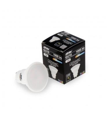 LED line® GU10 dimmable spotlight bulb SMD 10W - warm white