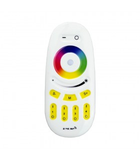 Mi-Light 2.4GHz 4-zone touch RF RGBW remote control FUT096
