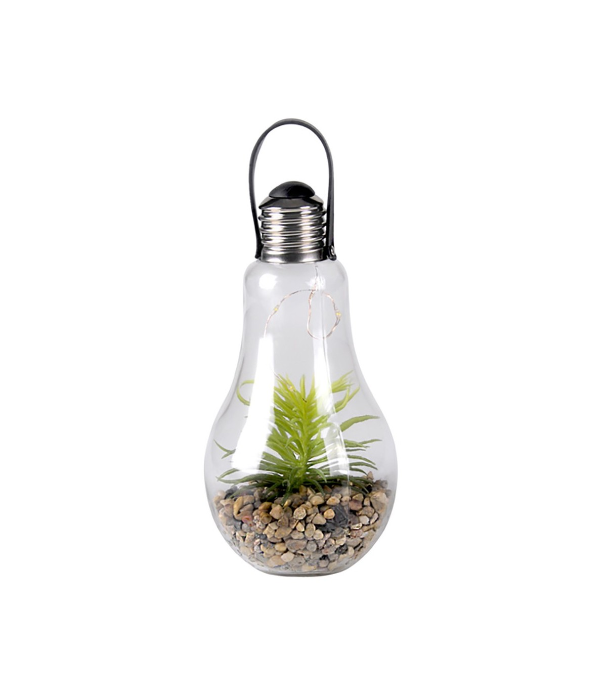Battery Operated Garden In The Glass Bulb Decorative Light Future House Store