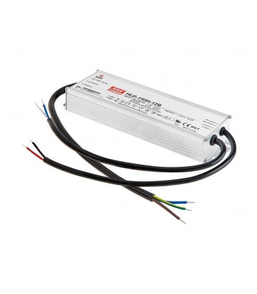 Mean Well HLG-150H-12B waterproof LED power supply 12V 150W IP67 -