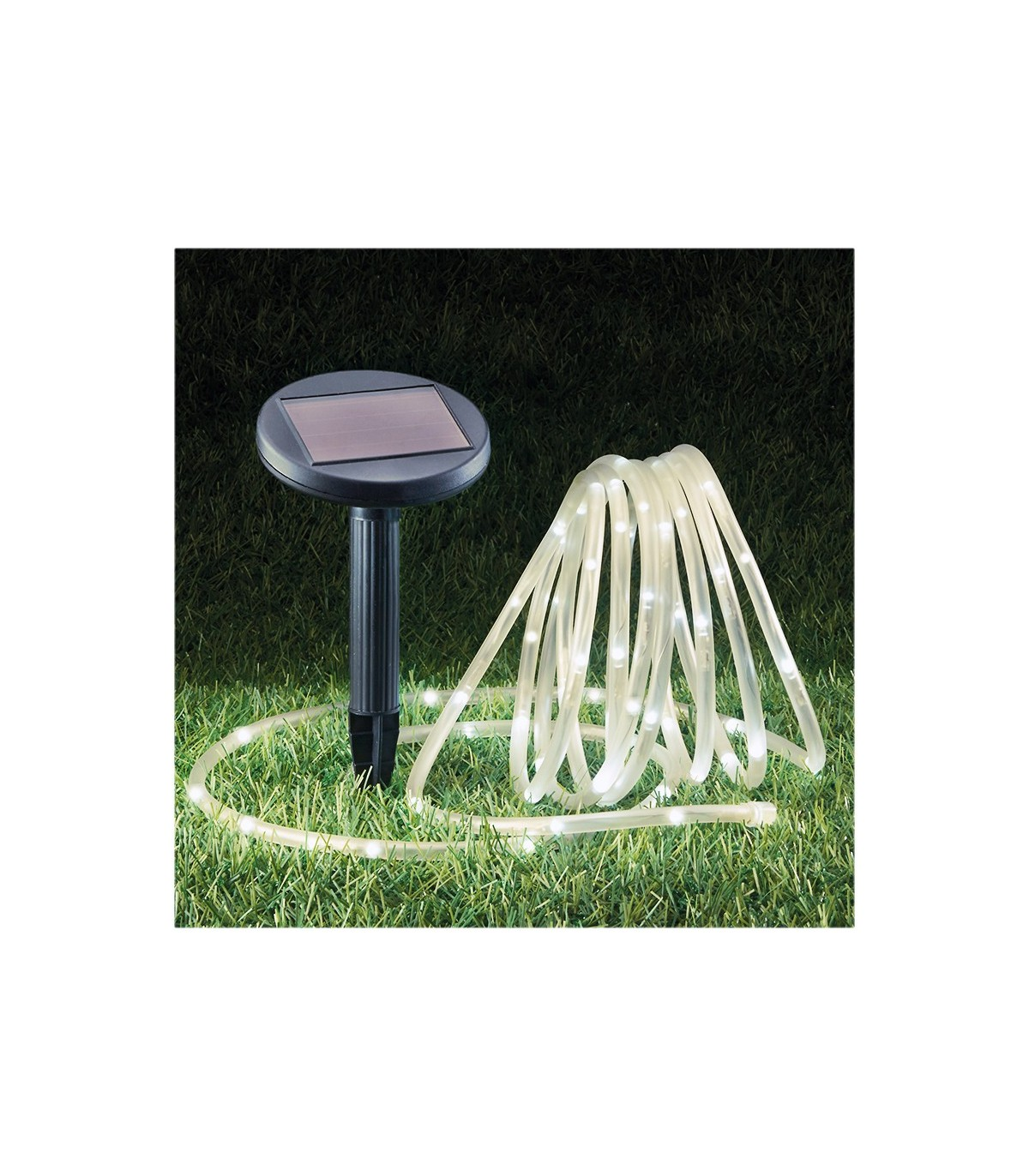 Image of: Outdoor Solar Best Led Strip Light 6m Future House Store