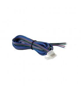 DESIGN LIGHT 2m RGB LED strip extension wire 10mm -